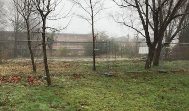 Waar ooit de Noordergeestkerk stond, worden nu 15 huurwoningen gerealiseerd.