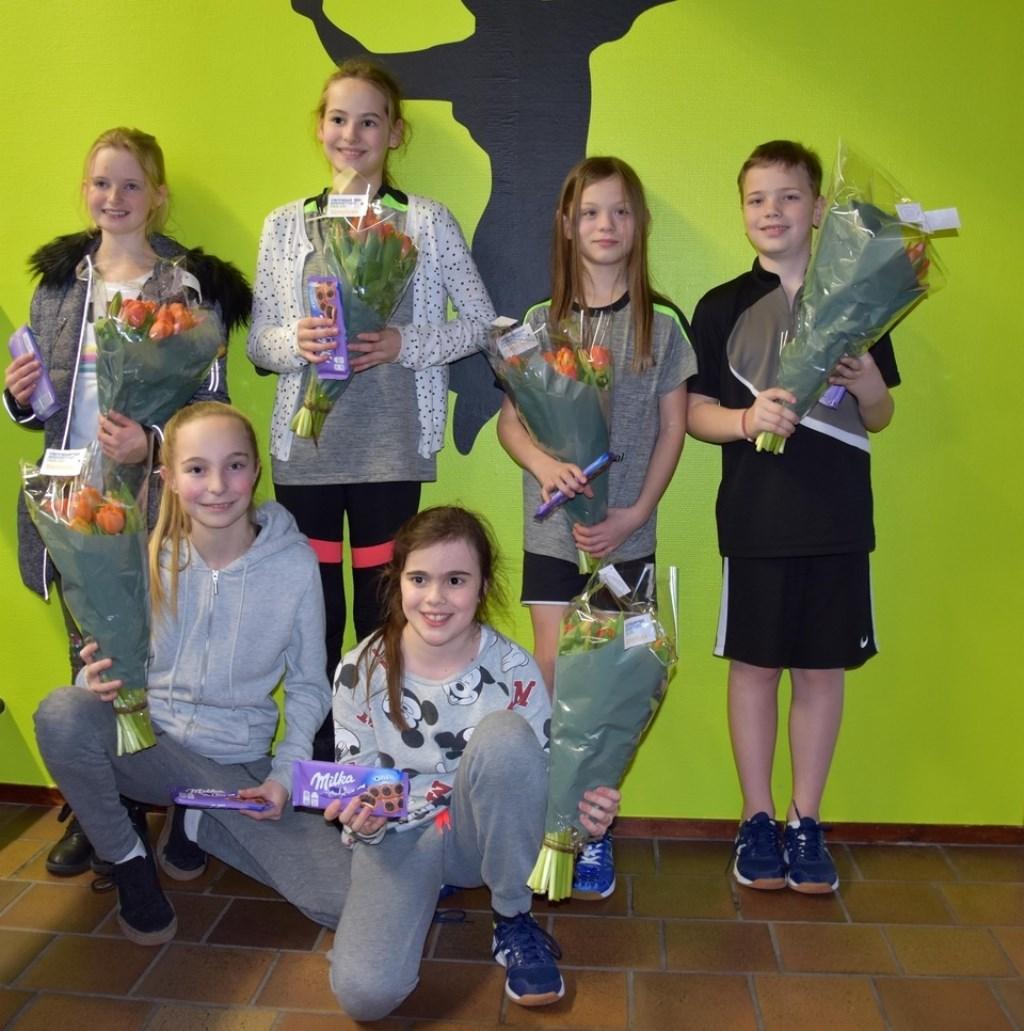 Ook de teams J4 en J5 gaan als kampioenen verder. Foto: aangeleverd © Uitkijkpost Media B.v.