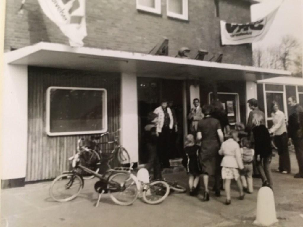Zo zag het Asta theater er vroeger uit. Foto: aangeleverd. © Uitkijkpost Media B.v.