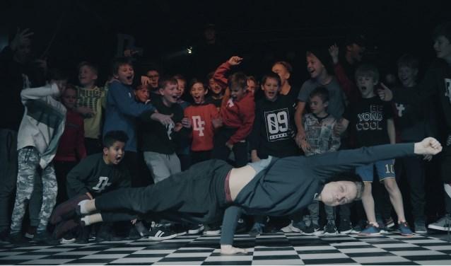De 'Damn Fresh Breakdance Battle', Falko gáát ervoor!