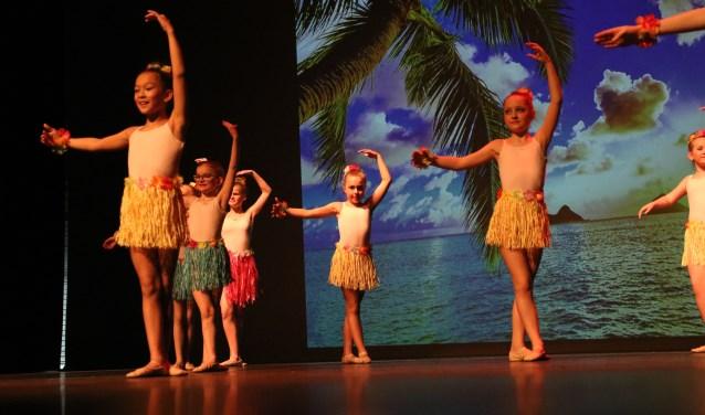 Het thema van dit jaar was 'Just Dance in the City'.