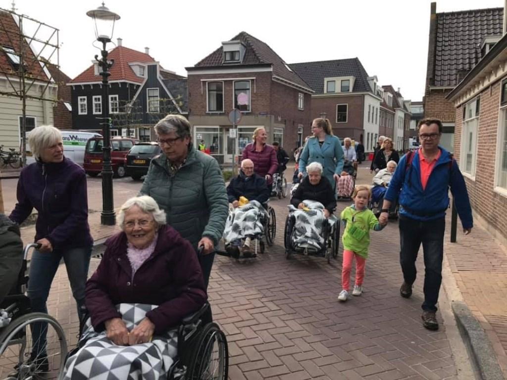 De avondvierdaagse: genieten voor jong en oud Foto: Facebookpagina Geesterheem © Uitkijkpost Media Bv.