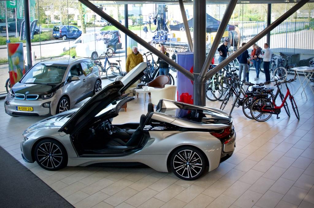 Energie Expo bij Van der Steen Autoverkoop. Foto: STiP Fotografie © Uitkijkpost Media B.v.