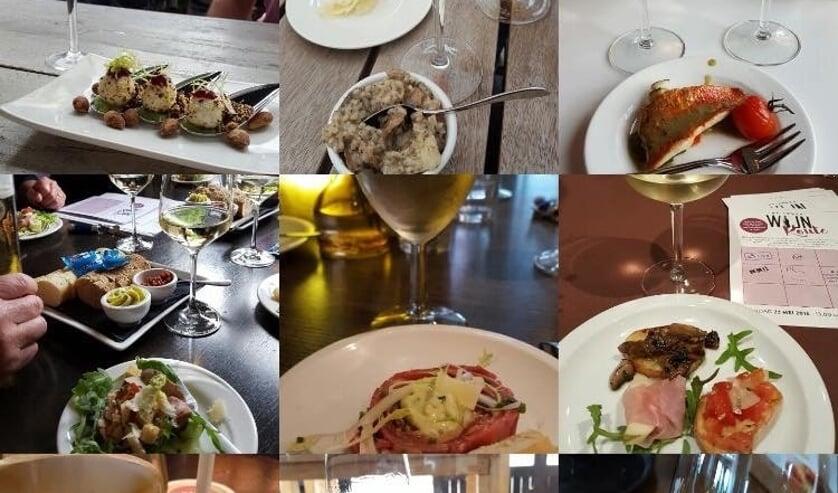 Het wordt weer volop genieten van mooie wijnen en smakelijke gerechtjes tijdens de Heilooër Wijnroute.