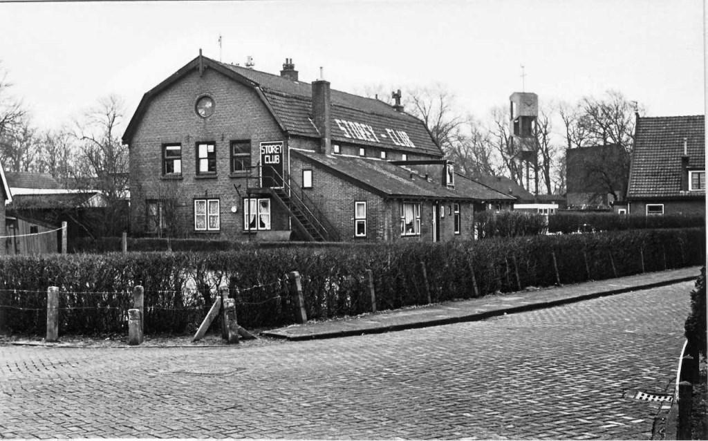 Storey Club in 1987 Foto: aangeleverd © Uitkijkpost Media B.v.