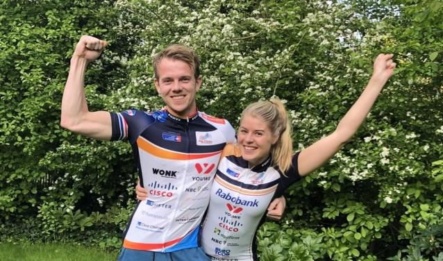 Tom en Maud gaan de berg op!