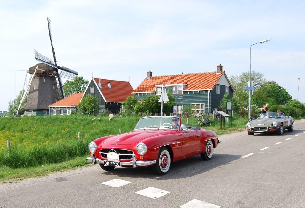 Tijdens de toertocht kunnen deelnemers genieten van al het moois dat Noord-Holland te bieden heeft.