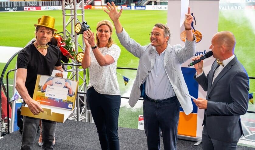 Winnaar van de Rabobank Clubkas Campagne 2019: 'T Praethuys in Alkmaar.