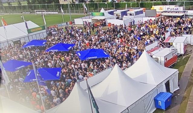 15000 man op Sportpark de Koog tijdens het ICGT 2019
