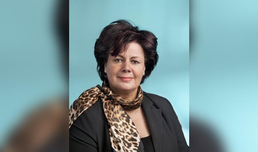 Burgemeester Wendy Verkleij.