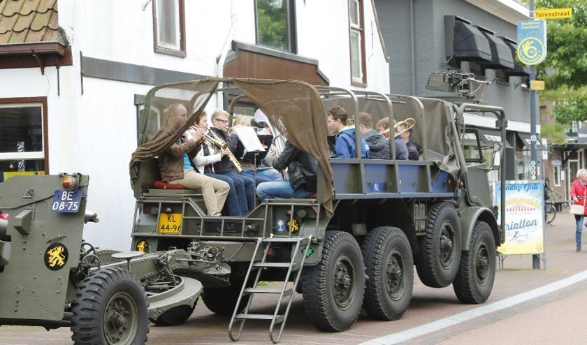 Foto: Facebookpagina Regionale Veteranendag Castricum-Uitgeest