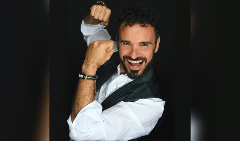 De Alkmaarse Braziliaan Anderson Farah is binnenkort weer te zien op het witte doek.