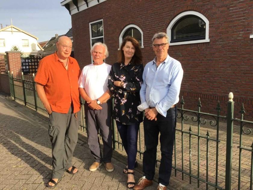 Het Castricumse Elma Nijhuis Quartet.