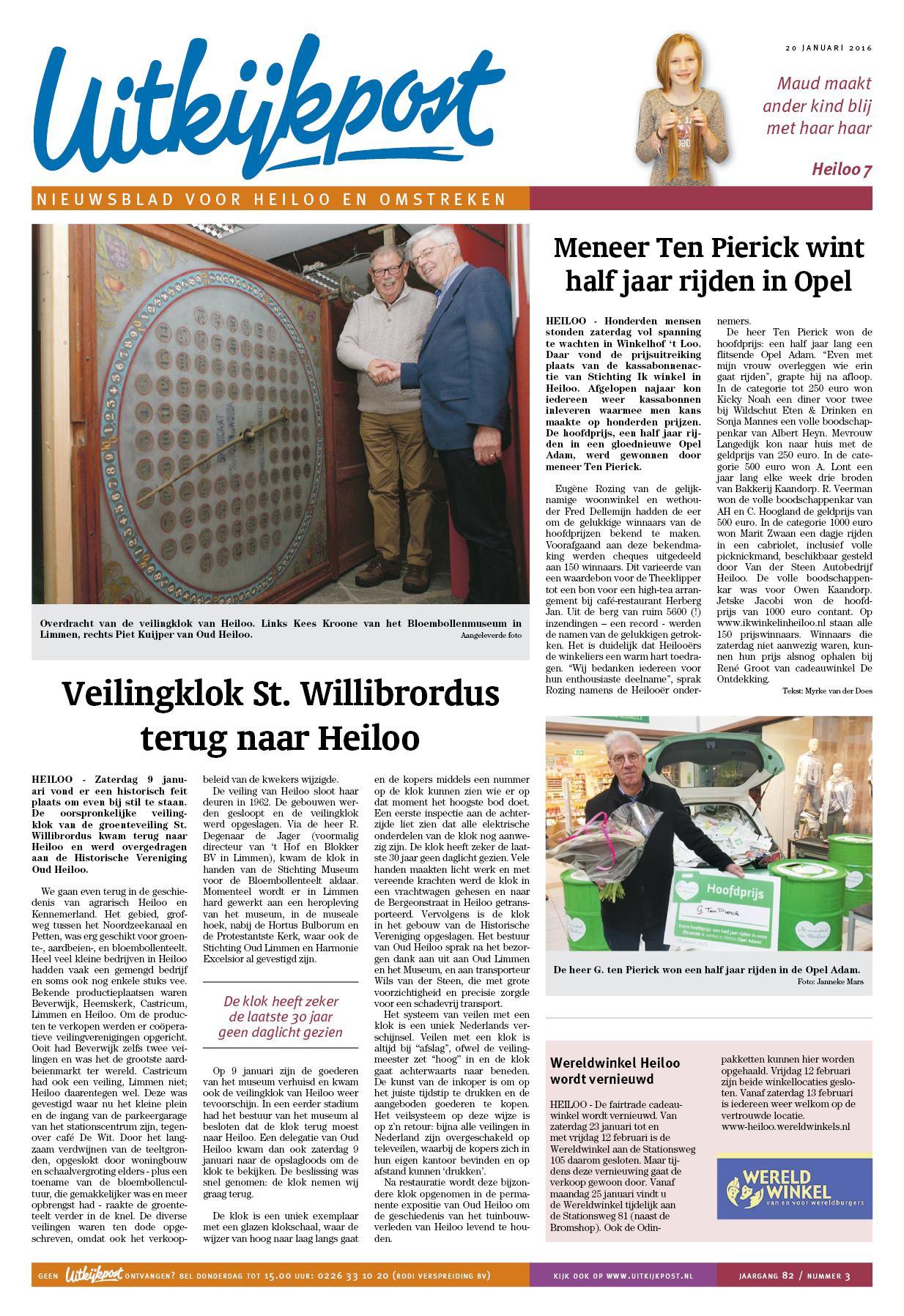 fb9df12dc07 De Uitkijkpost 20 januari 2016