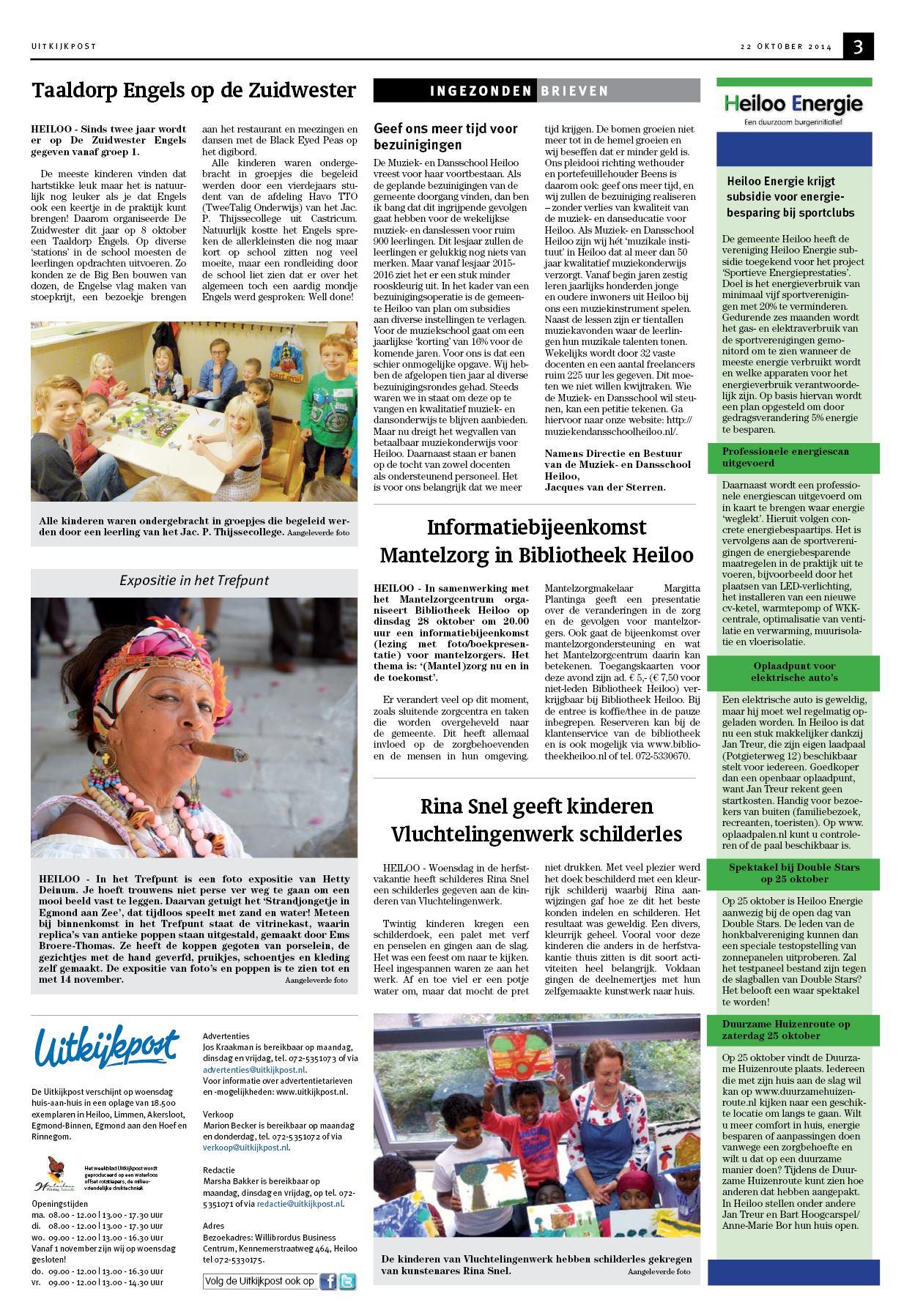 9e61cfad64a De Uitkijkpost 22 oktober 2014