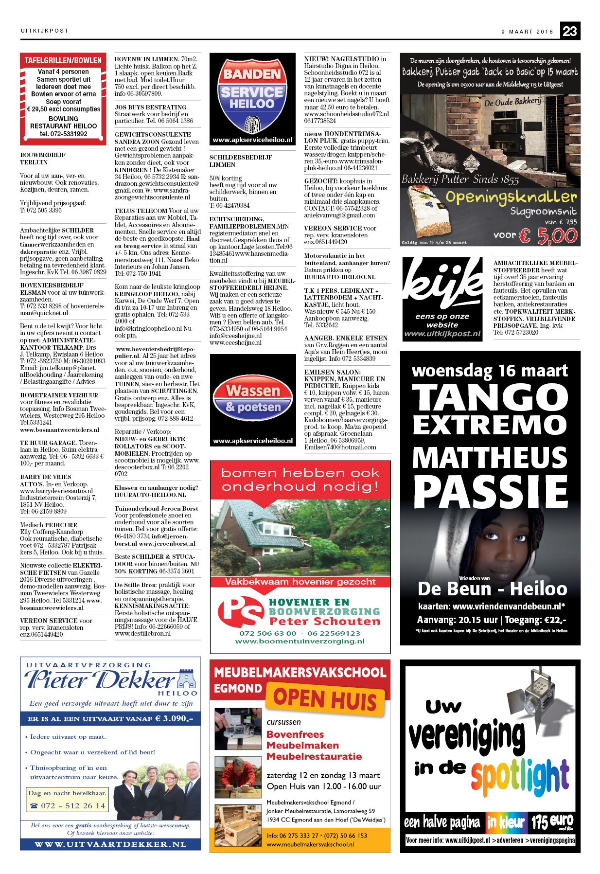 f65a9ac10e8 De Uitkijkpost 9 maart 2016