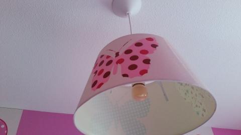 Vlinder slaapkamer lamp marktplein