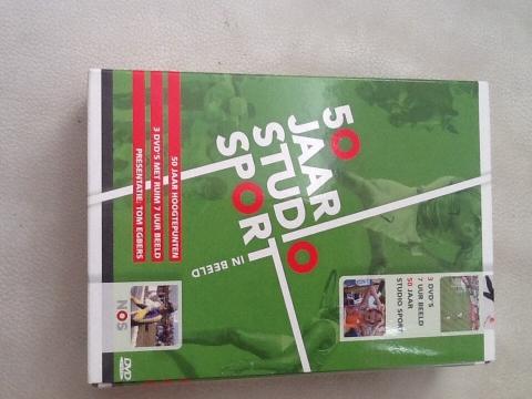 50 jaar studio sport dvd Dvd 50 jaar Studio Sport  marktplein 50 jaar studio sport dvd