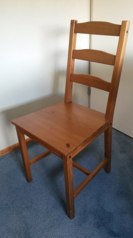 Ikea Stoel Hout. Henriksdal Chair Ikea The Chair Legs Are Made Of ...