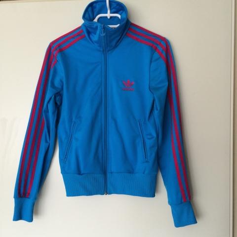 b9b61ad4b98 Adidas Originals vest blauw/fuchsia- marktplein