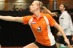 Weer goud voor badmintonster Selena Piek.