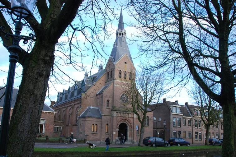 De Van Houtenkerk.  © Enter Media