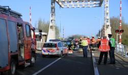 April 2011: weer een ernstig ongeval op de Vechtbrug