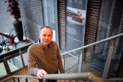 Postcommandant Bert Langendijk: 'Het is hier geweldig'