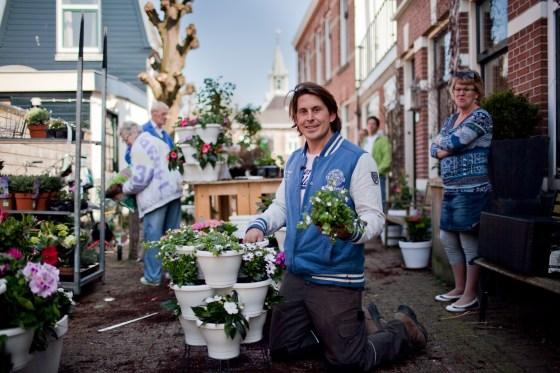 Eigenhuis En Tuin : Eigen huis tuin zet stukje kerschoten in de bloemen nieuws