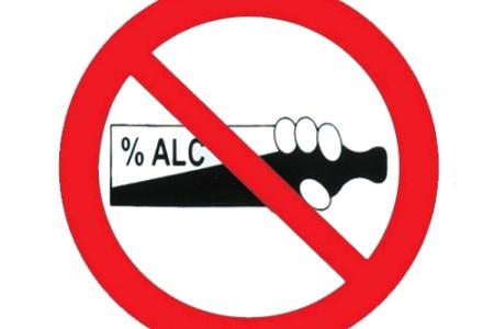 Afbeeldingsresultaat voor alcoholverbod