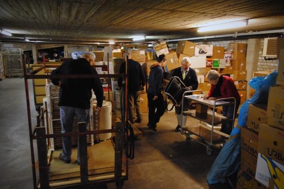 Op 20 april open huis bij Kinderen in Nood.