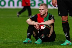 De laatste Nederlandse club van Platje was NEC. Foto: Broer van den Boom.