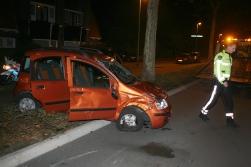 Auto flink beschadigd