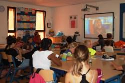 Een klas van de Kors Breijerschool