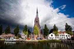 De Laurentiuskerk aan de Herengracht