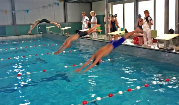 Zwemmen In Victoriabad Kan Zaterdag Weer