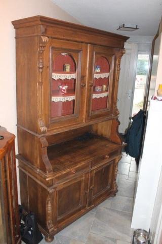 Verwonderlijk Antieke Grenen Keukenkast- marktplein IM-04