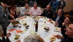 Eten en kijken wat je voor elkaar kunt betekenen, dat is het Maatschappelijk Diner.
