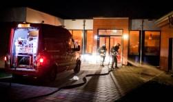 De inzet van de TS2 bij een brand op oudejaarsavond
