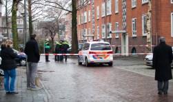 26 januari: steekpartij Frans Halsstraat.
