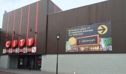 De oude Euro-bioscoop is de thuishaven van het Regionaal Mediacentrum.