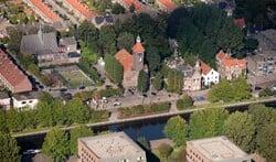 De Sint-Petrus' Bandenkerk en Schuilkerk De Hoop zijn ook open dit weekend.