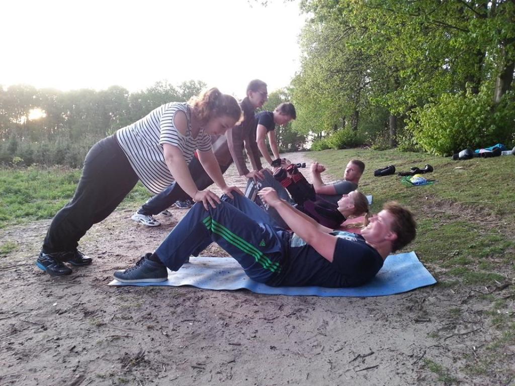 Sportief Hardlopen Huizen : Nieuwsblad voor huizen bootcamp even lekker sporten