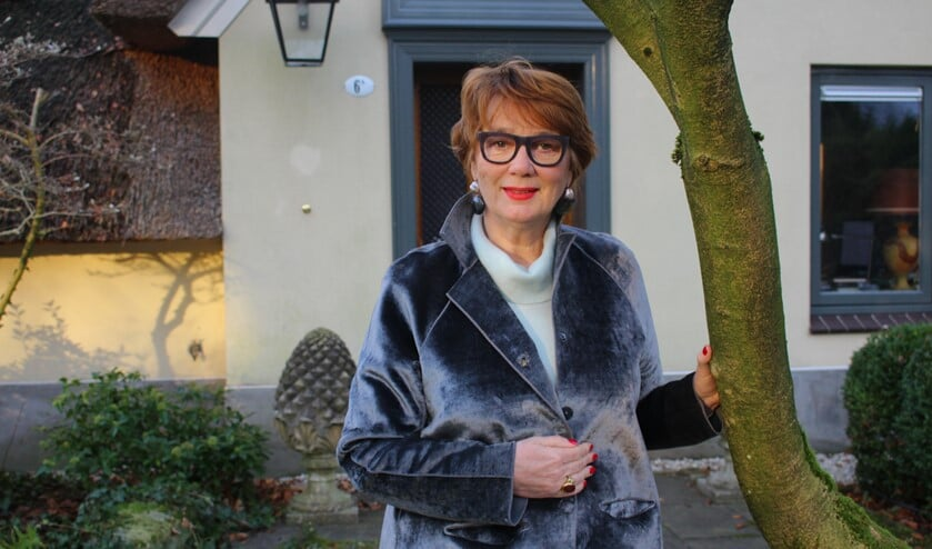 Ineke Hilhorst: 'Kunstwerk ter nagedachtenis aan grootste ramp in geschiedenis van het dorp.'