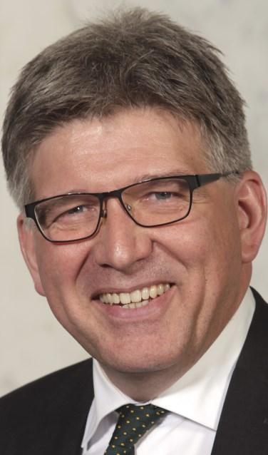 Wethouder Wimar Jaeger. Foto: gemeente Hilversum