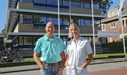 Eric de Roode en Karin Vos van Allerzorg.