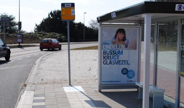 Bussum heeft al een glasvezelverbinding voor iedereen.