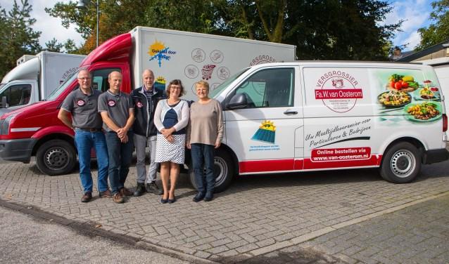 Versgrossier Van Oosterom aan de Soestdijkerstraatweg is een echt familiebedrijf.