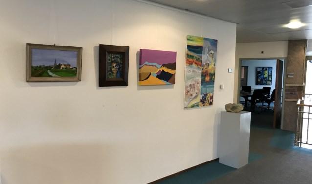 Tentoonstelling inzendingen Kunstprijs Diemen