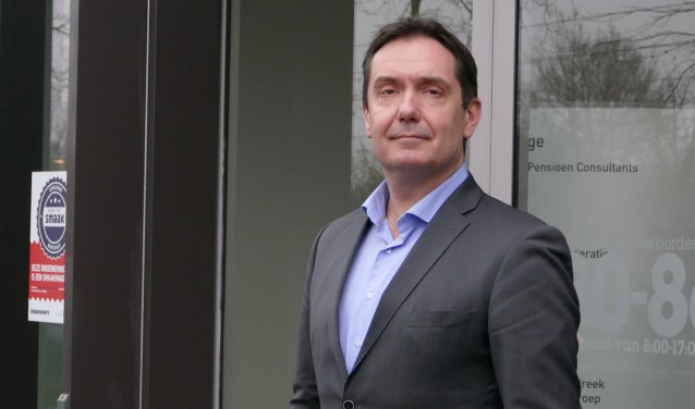 Igor Meuwese, de directeur van de Regio Gooi en Vechtstreek.